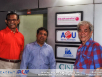 AeU Head of International Operations visiting Sri Lanka – 2012