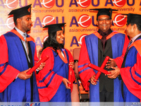 First Sri Lankan batch Graduating in Malaysia